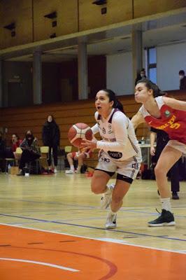 Galería de clics del Segle XXI-Bàsquet Femení Sant Adrià (Liga Femenina 2)