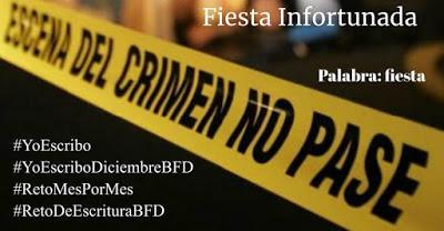 (Recopilación) Yo Escribo Diciembre / Fiesta by Varias Autoras