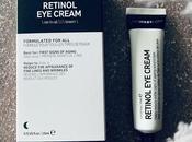 inkey list: retinol contorno ojos
