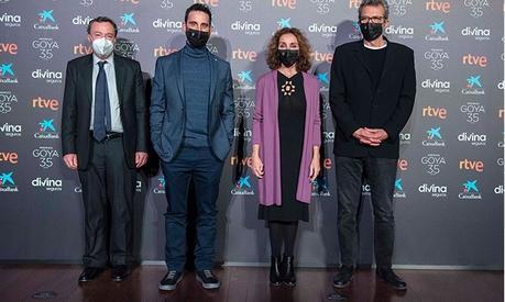 Nominaciones a los Premios Goya 2021