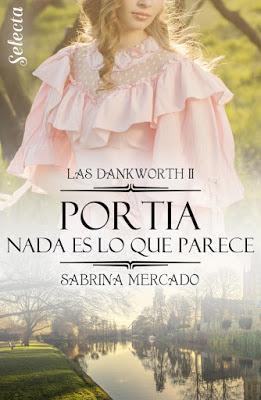 Reseña | Portia. Nada es lo que parece, Sabrina Mercado