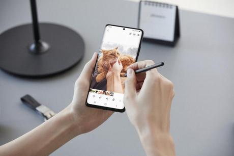 Samsung Galaxy S21 Ultra: la mejor experiencia de teléfono inteligente, diseñado para ser épico en todos los sentidos
