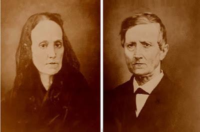 Los abuelos de la esposa de José María Baquero Vidal