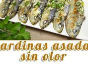 Truco para asar sardinas casa olor