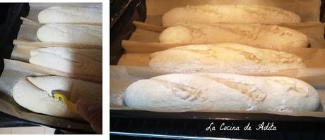 Pan con harina de todo uso