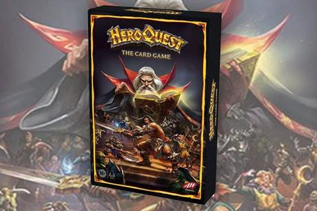 HeroQuest The Card Game,para el 1/4 de año (Hasbro/Avalon Hill)