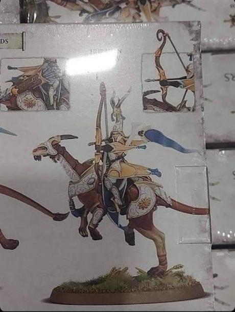 Dos figuras de AoS filtradas y nuevo Battletome confirmado