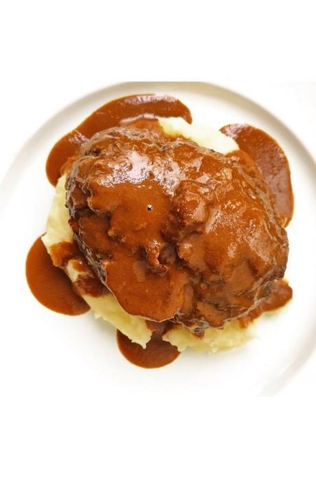 Receta de osobuco en slow cooker con pure de patata