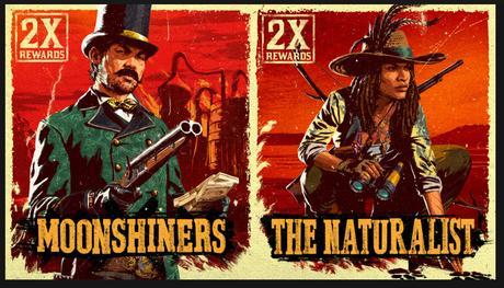 Nuevas bonificaciones y recompensas en Red Dead Online