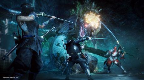 Nioh Remastered detalles en su versión de PS5