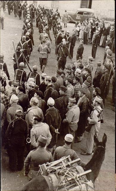 Menasalbas en la Guerra Civil: La Columna Fantasma