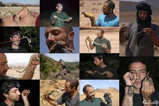 Biólogo de Almadén participa como miembro del equipo en un documental con un premio internacional
