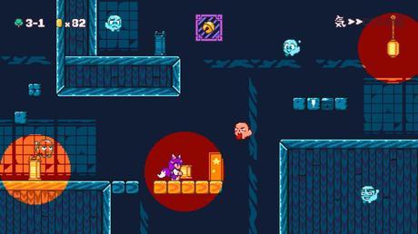 Kitsune Tails llegará a Playstation 4 el próximo 2022