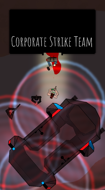 Corporate Strike Team, de valstoys