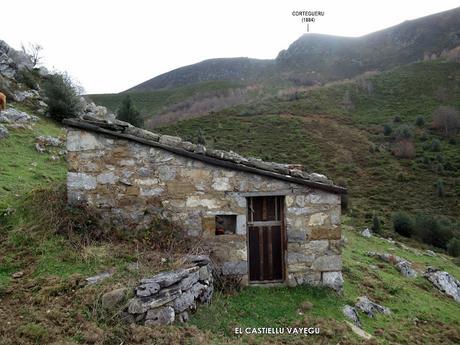 Caleao-La Cerveriza-Cortegueru-Los Arrudos