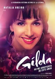 Gilda, no me arrepiento de este amor.