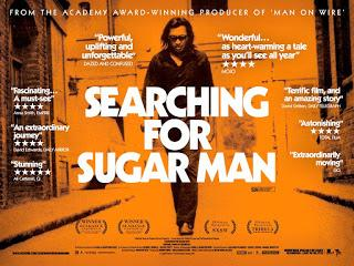 Searching for Sugar Man.