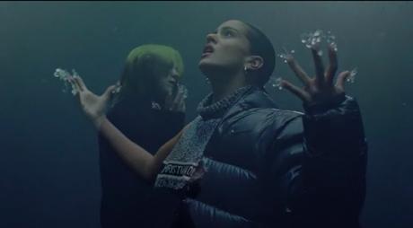 [Vídeo Telúrico] Rosalía & Billie Eilish - Lo Vas A Olvidar