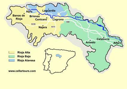 Resultado de imagen de mapa laguardia