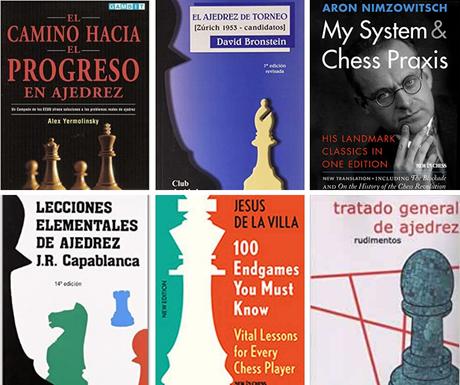 Los mejores libros de ajedrez (para todos los niveles)