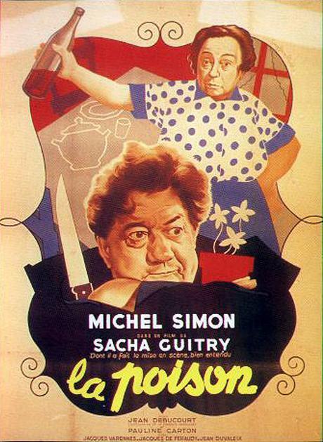 LA POISON - Sacha Guitry 1951