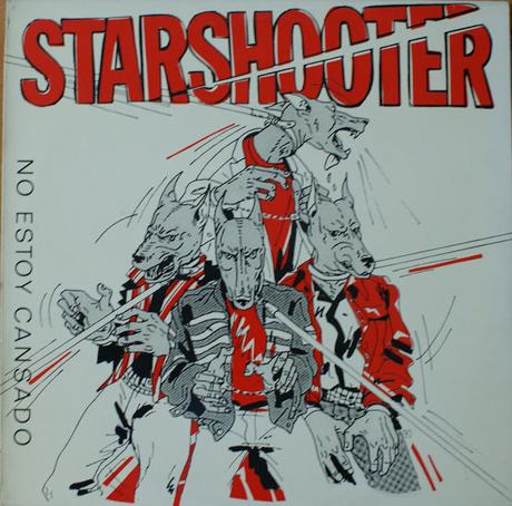Starshooter -Pas fatigue (Estoy cansado) Lp 1982