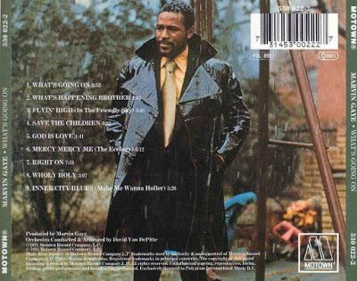 Marvin Gaye - Mercy mercy me (The Ecology) (1971)