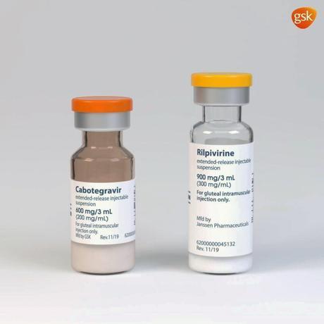 FDA aprueba primer medicamento híbrido contra el VIH de acción prolongada