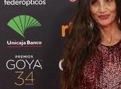 Fila Angela Molina, Goya Honor 2021