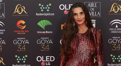 Fila EFE - Nº 38. Angela Molina, Goya de Honor 2021