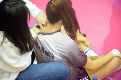 Galería de clics del Bàsquet Femení Sant Adrià-UE Mataró-Femení Maresme (Liga Femenina 2)