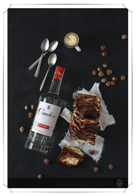 Pan Dulce de Chocolate y Avellanas