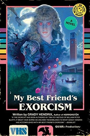 Reseña #530 - My Best Friend's Exorcism