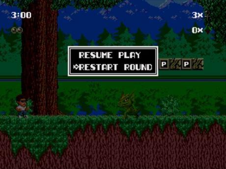 [ROM hack] Kid Chameleon SRAM (Sega Mega Drive / Genesis)