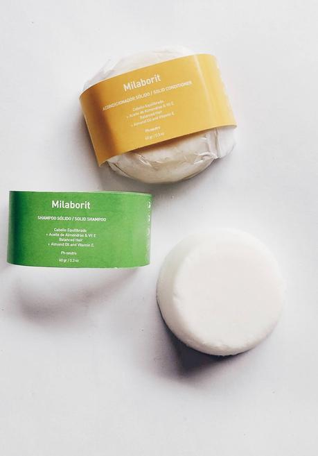 Shampoo sólido, opciones ecológicas y nutritivas.