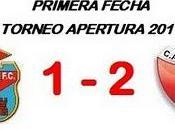 Arsenal:1 Colón:2 (Fecha