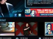 TeleWebs: Carlos Latre