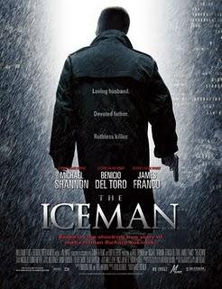Trailer de 'The Iceman', con Michael Shannon, James Franco y Benicio Del Toro