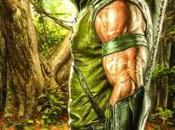 Reseña: Green Arrow. Dentro bosque