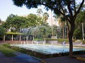 Parque Municipal García Sanabria Santa Cruz Tenerife (Islas Canarias, España),