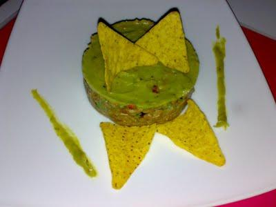 Steak Tartar de guacamole