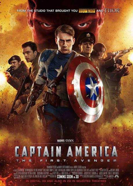 Capitán América (Joe Johnston, 2011)