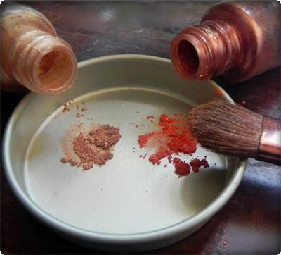 Pigmentos pearl de NYX: Sácales todo el jugo!!