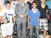campeones mundo infantiles juveniles lucha canaria 2011
