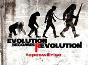 Cine- pósters para Origen Planeta Simios