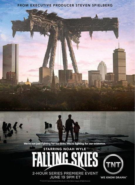 Falling Skies poster 1 series