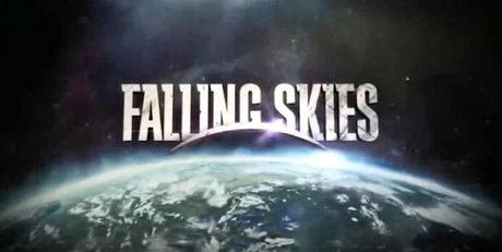 Falling Skies Logo Wide series