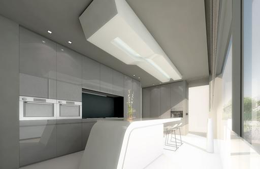 A cero presenta una nueva vivienda unifamiliar en gij n for Oficina de la vivienda gijon