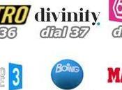 Incorpora IMAGENIO Nuevos Canales TDT: NITRO, DIVINITY, SEXTA-2, SEXTA-3, BOING MARCA-TV