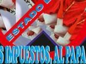 Tachan parasitos organizadores marcha anti Papa Madrid